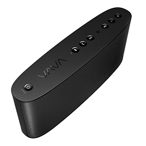 VAVA Voom 21 Wireless Bluetooth Speakers, 3 EQ Modes Customized For Any Music, 20W Surround